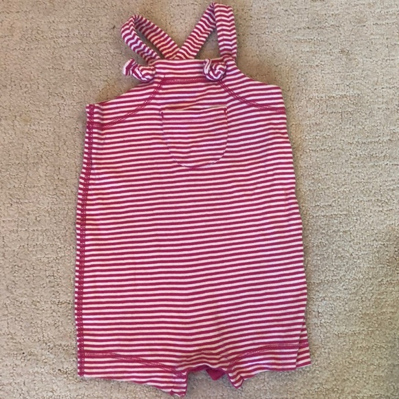 Hanna Andersson Other - Hanna Andersson Striped One Piece 12-18 months